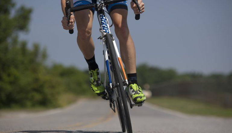 Rennradfahren